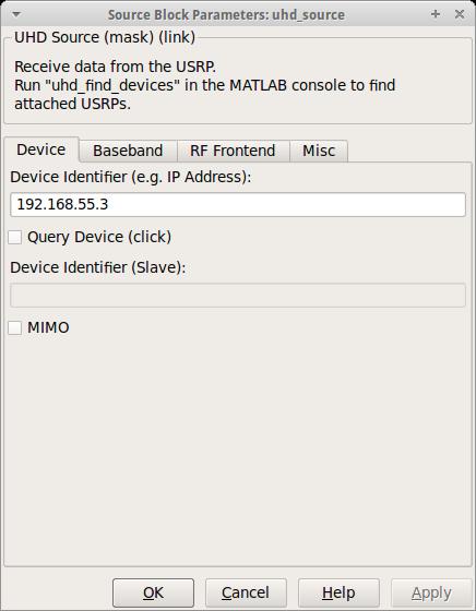 KIT - CEL: Downloads - Simulink-UHD - UHD Source